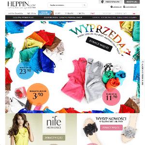 Strona heppin.com