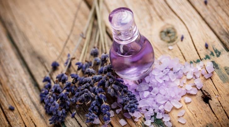 Perfumy lawendowe